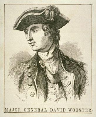 Major General David Wooster