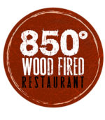 850 Degrees Wood Fired
